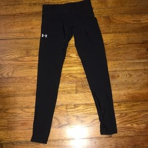 Black under armour compression leggings